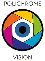 Logo Polichrome Vision