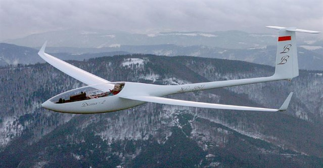 All can dick butler concordia sailplane impossible